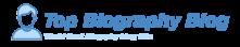 Top Biography Blog logo