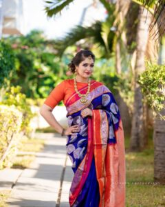 Meghana-Raj-and-Chiranjeevi-Sarjas-Wedding-Picture