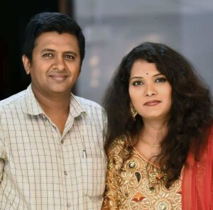 Geeta-Mali-with-Her-Husband