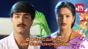 Maa Aavida Meeda Vottu Mee Aavida Chala Manchidi ( Telugu Film 2003)