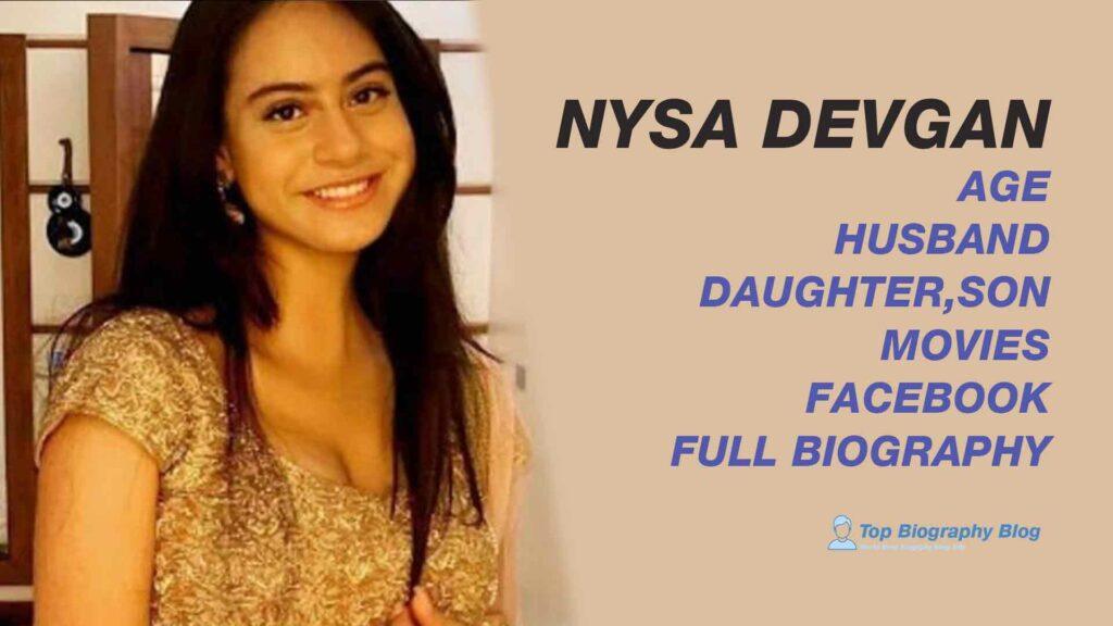 Nysa Devgan