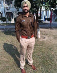 Sandeep-Singh-In-Haryana-Police