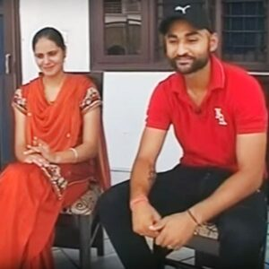Sandeep-Singh-With-His-Wife