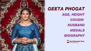 Geeta Phogat Biography, Husband, Coach, Age, Sisters, Medals