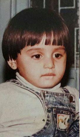 Rhea Sharma childhood