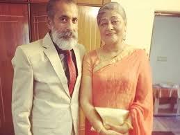 Tahira Kashyap parents