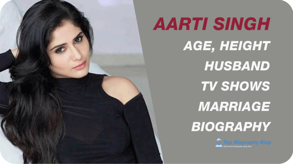 aarti singh, age,husband,marriage, tv shows, biography