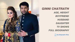 ginni chatrath biography, age, instagram, wiki, instagram, tv shows, movies
