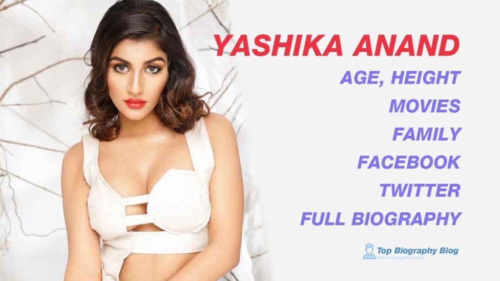 yashika anand Image